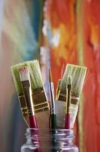 The Artisan is known for being talented with their tool of choice, be it paintbrush, hammer, or language.