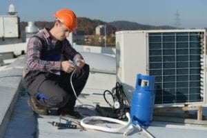 Heating and Air Conditioner Mechanic's Salary & Career Information