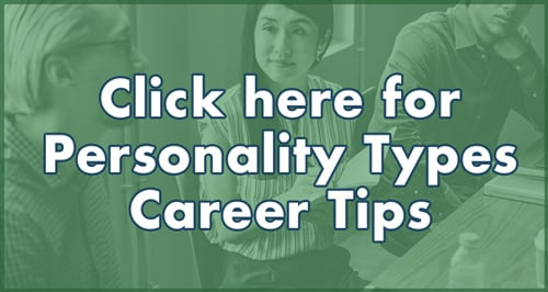 Photo of career tip seekers and link to Career Tips resourec