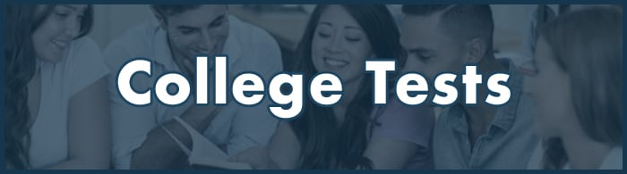 Button - Photo of several college students sitting at a table.